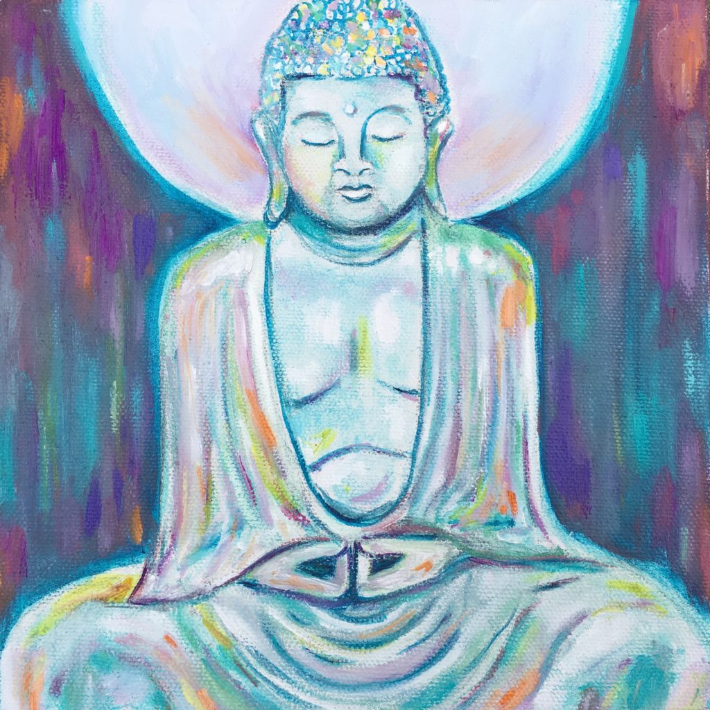 Peaceful Buddha