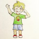 Be Wacky...Be you!! (Sneak peek of children's book in progress...more coming soon!)