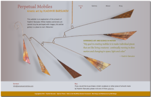 Perpetual Mobiles Website